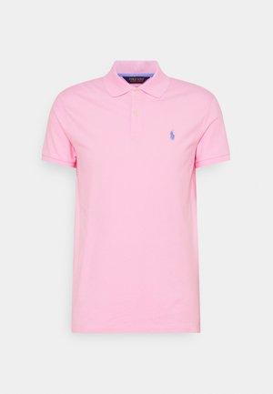 SHORT SLEEVE - Polo - carmel pink