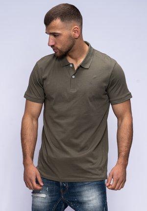 Polo shirt - dusty olive