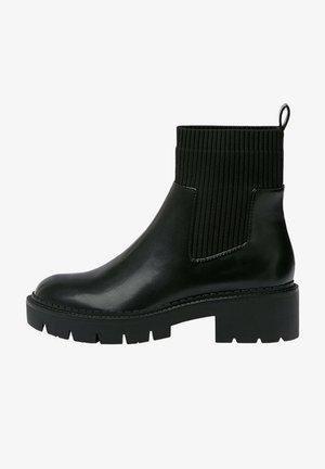 FLACHE SOCK - Kotníkové boty - black