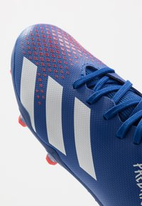 adidas Performance - PREDATOR 20.3 FG - Moulded stud football boots - royal blue/footwear white/active red - 2