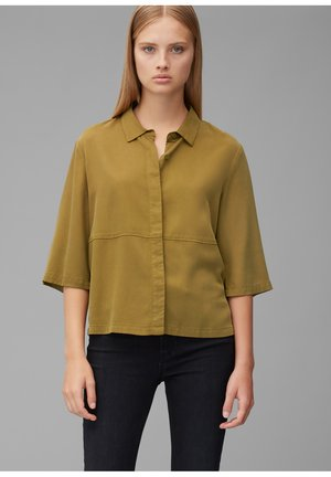BLOUSE - Button-down blouse - plantation