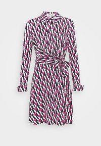 Diane von Furstenberg - DIDI - Shirt dress - ivory - 5