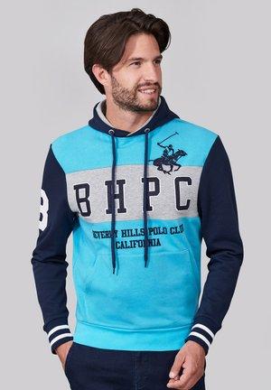 Sweater - w baltic blue