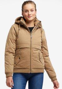 DreiMaster - Winter jacket - sand - 0