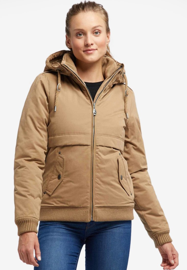 DreiMaster - Winter jacket - sand