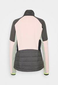 Kari Traa - RAGNA JACKET - Soft shell jacket - slate - 1