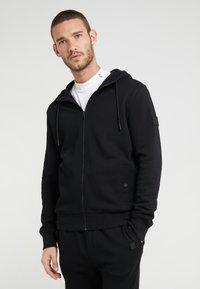 BOSS - ZOUNDS 10193350 01 - Zip-up hoodie - black - 0