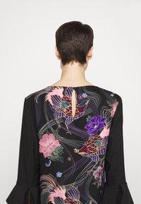 Alberta Ferretti - ABITO - Day dress - black - 6