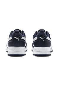 Puma - R78 UNISEX - Sneakers - peacoat- white - 3