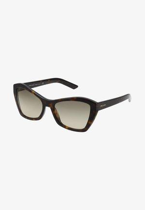 Okulary przeciwsłoneczne - havana