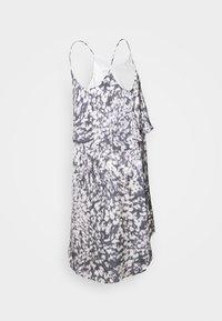 GLOWE - HIDE AND PEEK NURSING DRESS - Vapaa-ajan mekko - leopard print - 1