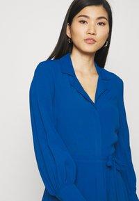 Marks & Spencer London - SHIRT DRESS - Vestido camisero - blue - 5