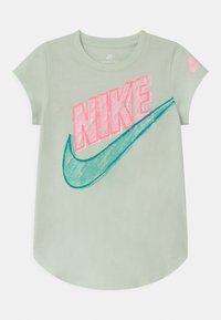 Nike Sportswear - GRAPHIC - Print T-shirt - barely green - 0
