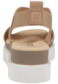 Gabor - Platform sandals - caramel - 2
