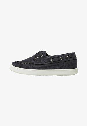 Boat shoes - dunkles marineblau