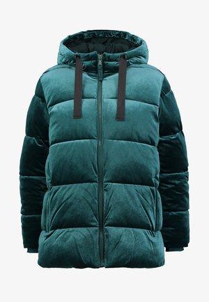 FASHION PUFFER - Winter jacket - greenery