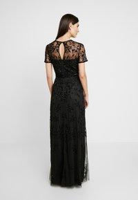 Lace & Beads - LAURA MAXI - Ballkleid - black - 3