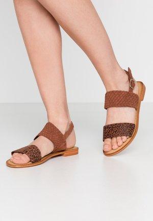 VMPINOTA - Sandals - tortoise shell