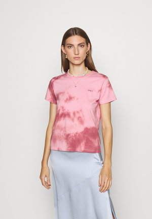 TEE OMG! - T-shirt con stampa - candy hot cocoa
