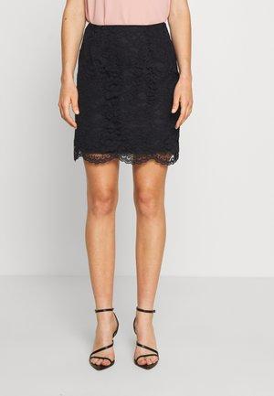 IHININ - Pencil skirt - black