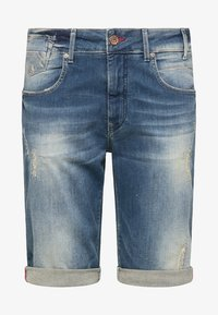 Petrol Industries - Denim shorts - blue - 4