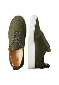 EKN Footwear - ARGAN - Trainers - olive - 1