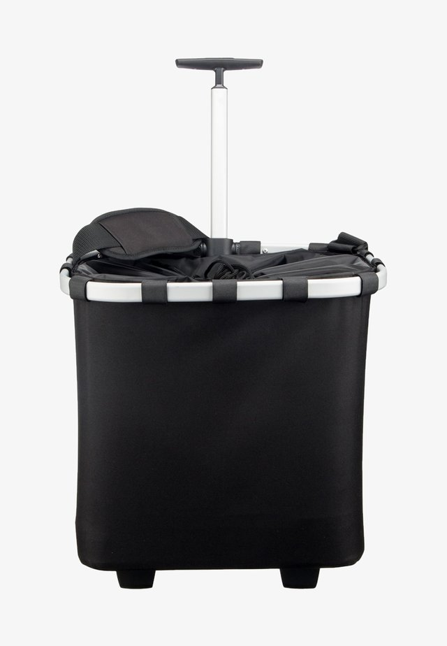 CARRYCRUISER UNI - Wheeled suitcase - black