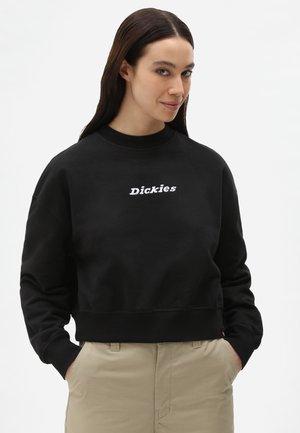 LORETTO  - Sweatshirt - black