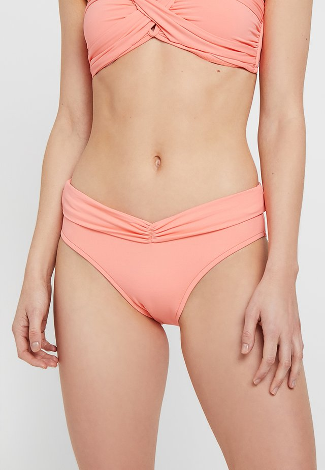 BAND RETRO - Bikini bottoms - peach