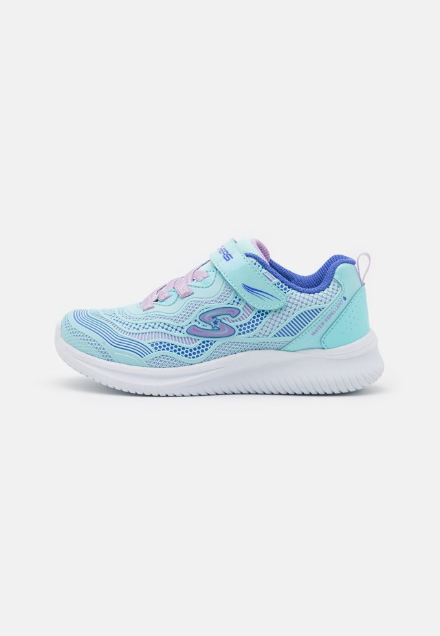 JUMPSTERS - Sneakers laag - aqua/purple