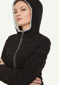 comma casual identity - Down jacket - black - 3