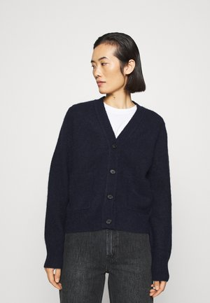 CARDIGAN - Cardigan - blue dark