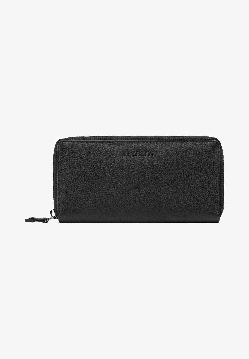 Leabags - FLORENZ - Wallet - onyx black