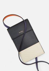 Paul Smith - WOMEN BAG NECK POUCH - Across body bag - slate - 3