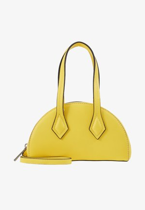 CARSON - Handbag - bright yellow