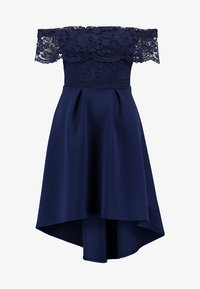 SISTA GLAM PETITE - LIAH - Cocktail dress / Party dress - navy - 5