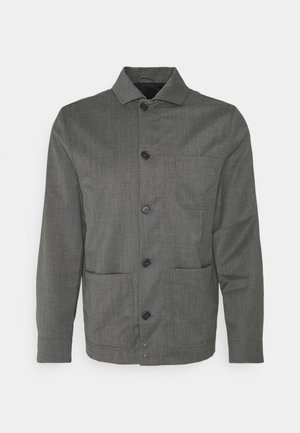 LOUIS GARBADINE - Summer jacket - grey melange