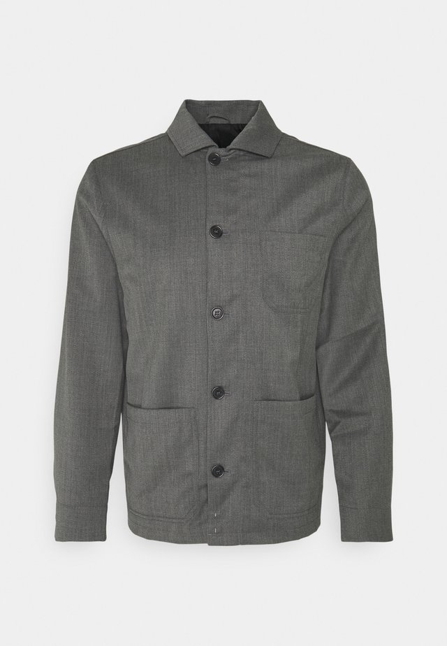 LOUIS GARBADINE - Lehká bunda - grey melange