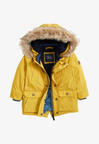 Next - Winter coat - yellow - 0
