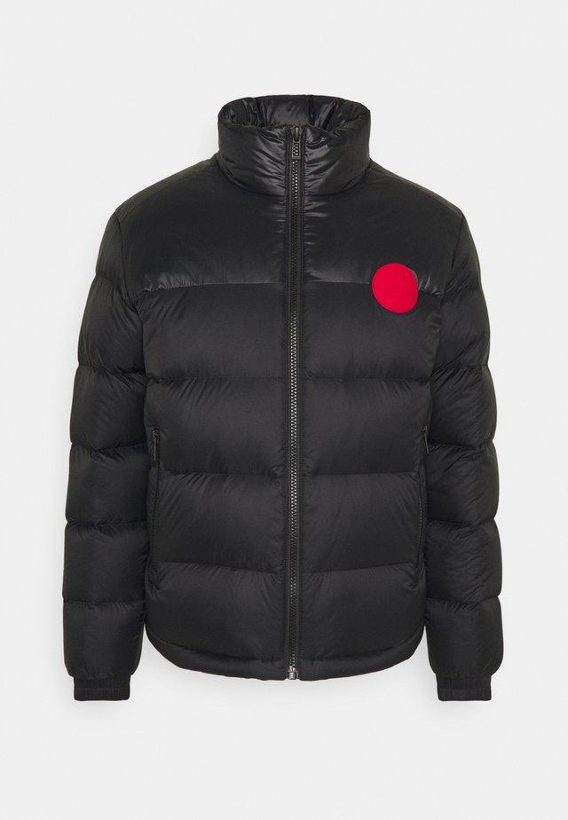 BIRON - Down jacket - black