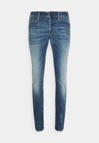 G-Star - REVEND SKINNY ORIGINALS - Jeans Skinny Fit - heavy elto pure superstretch-antic faded baum blue - 4