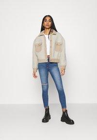 Cotton On - TRUCKER - Light jacket - natural - 1