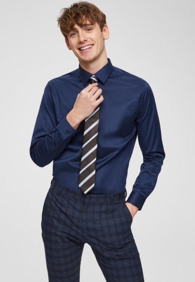 SLHSLIMPEN - Camisa elegante - blue