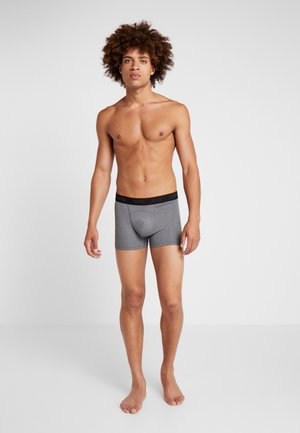 BRIEF TRUNK 2 PACK - Pants - anthracite