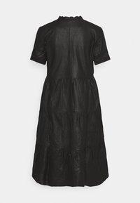 Culture - ALINA DRESS - Day dress - black - 1