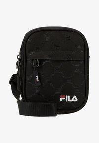 Fila - NEW PUSHER BAG BERLIN - Taška spříčným popruhem - black - 7