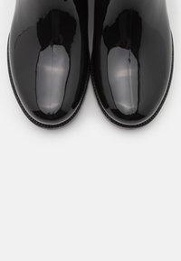 TOM TAILOR - Botas de agua - black - 5