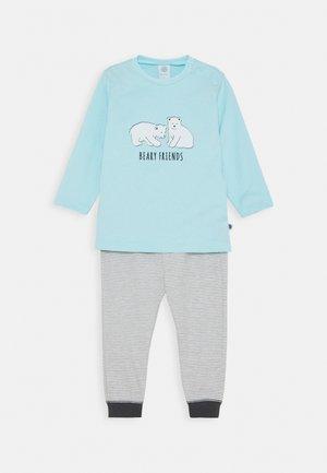 LONG BABY SET - Pyjama set - light blue