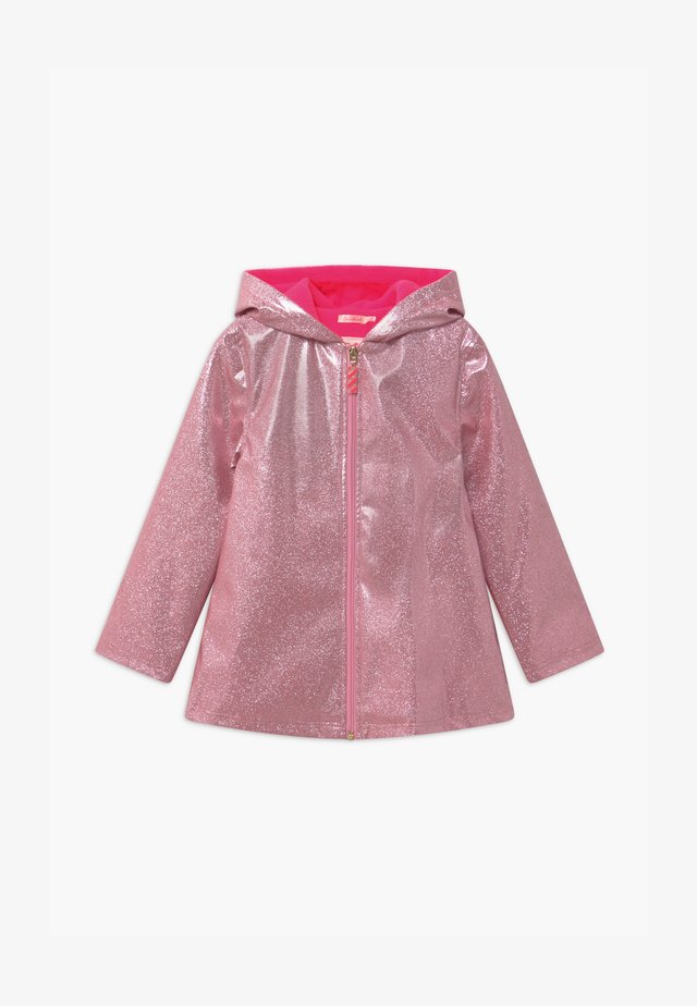 RAIN COAT - Veste imperméable - pink