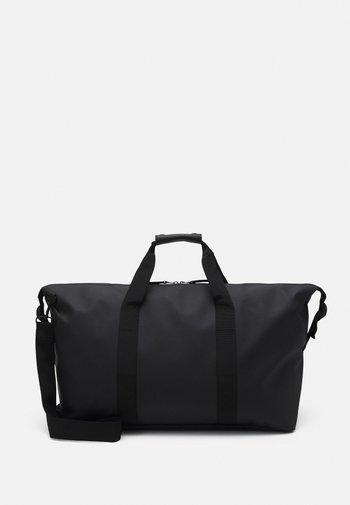 BAG LARGE UNISEX - Weekendbag - black